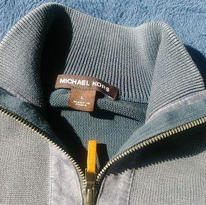 Michael Kors Zippered Jacket